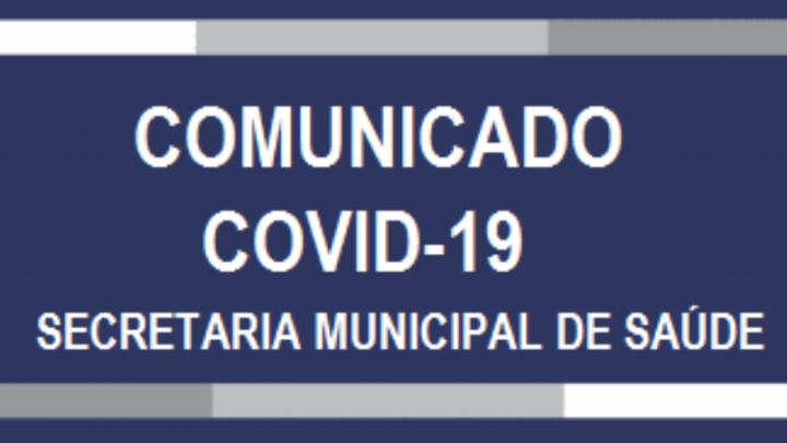 Secretaria de Saúde de Caruaru divulga mais 102 casos e mais 5 óbitos por Covid-19