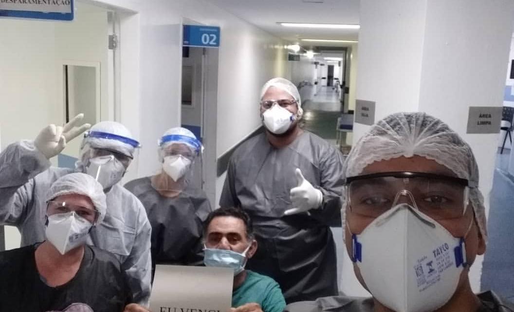 Pernambuco tem mais de 60 mil recuperados de Covid-19