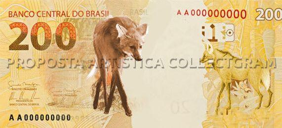 Brasil terá cédula de R$ 200 até o fim de agosto – Blog do Edvaldo ...