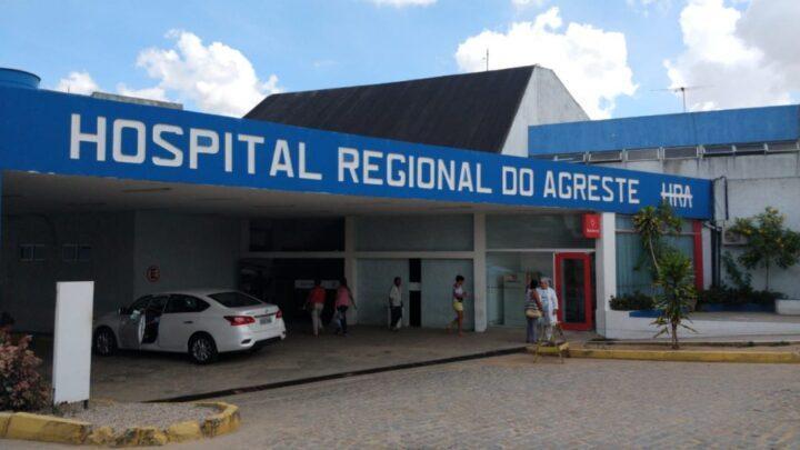 Morre no HRA ex-presidiário baleado na zona rural de Caruaru no dia 8 de agosto