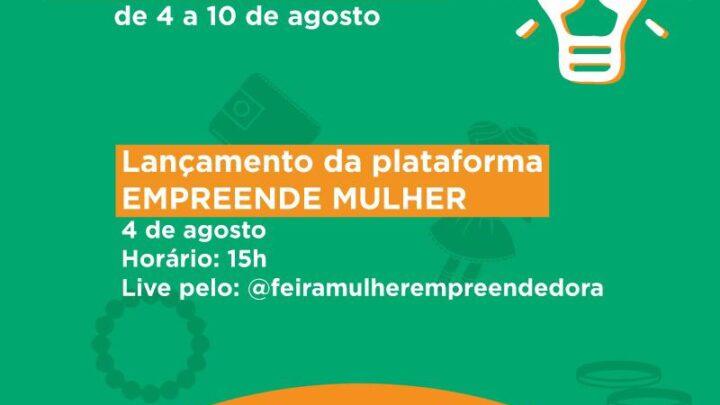 17ª Feira da Mulher Empreendedora de Caruaru será online