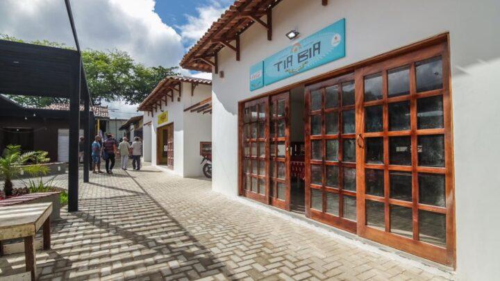 Prefeitura de Caruaru entrega o Polo Gastronômico da Feira de Artesanato