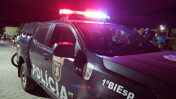 Homicídio em Caruaru na noite deste domingo (30)