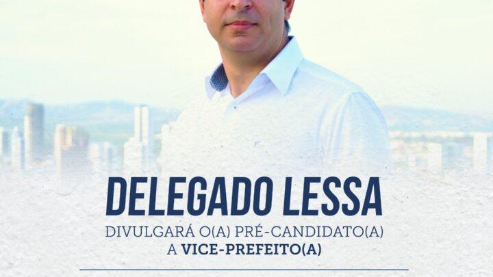 Caruaru: Lessa anuncia seu vice em live nesta segunda-feira (31)