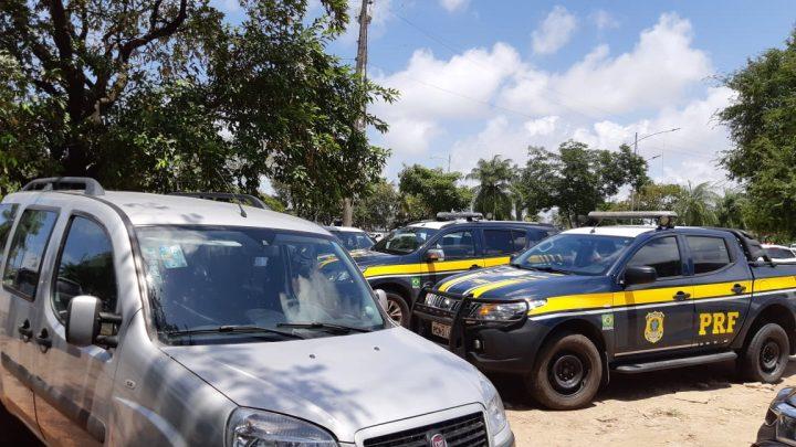 Homem é detido na BR 232 após comprar carro roubado no Recife