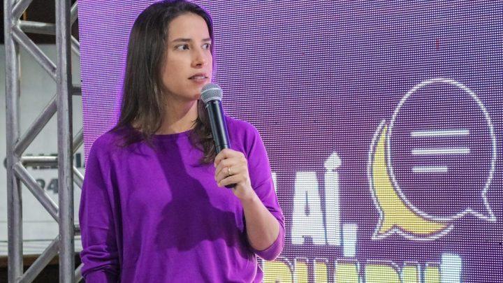 Raquel Lyra promove diálogo com jovens para Plano de Governo