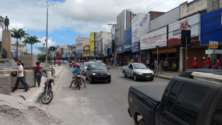 Comércio de Caruaru fechado nesta segunda (19); Feira da Sulanca e serviços públicos normais