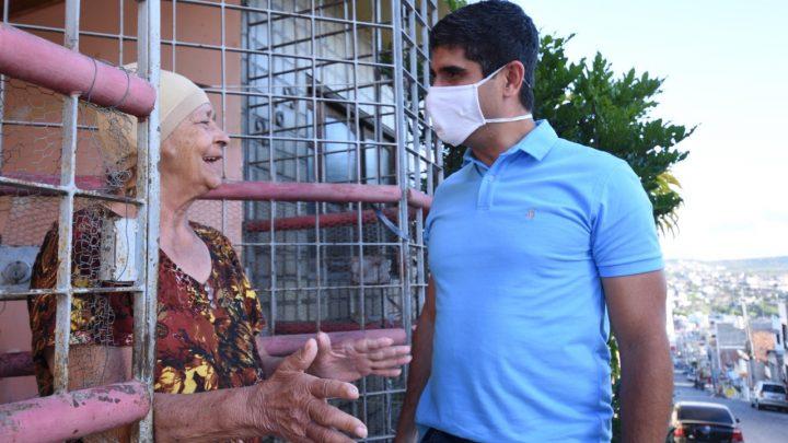 Lessa destaca propostas para idosos