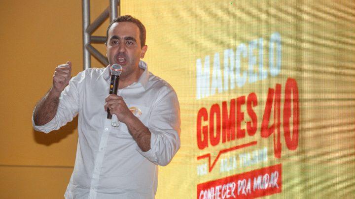 Marcelo Gomes inaugura a comitê com foco no crescimento da campanha em Caruaru