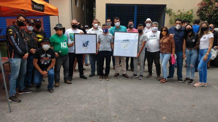 SOS Rio Ipojuca realiza 2ª Visita Técnica Itinerante e homenageia o Colégio Sagrado Coração