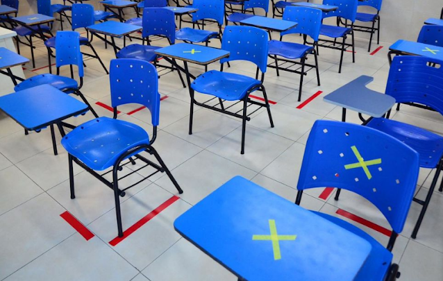 Governo-PE prorroga suspensão das aulas presenciais no Ensino Fundamental e Educação Infantil