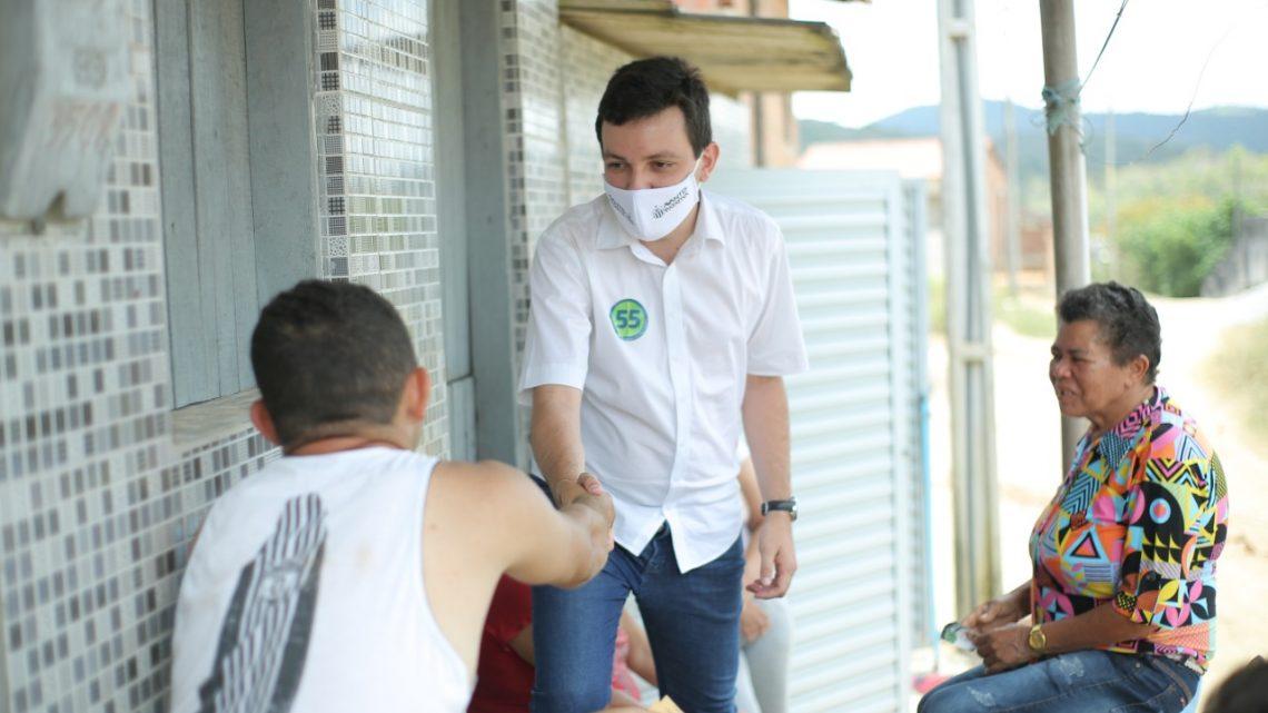 Raffiê pretende pavimentar estradas de acesso a Lajedo do Cedro e Pau Santo