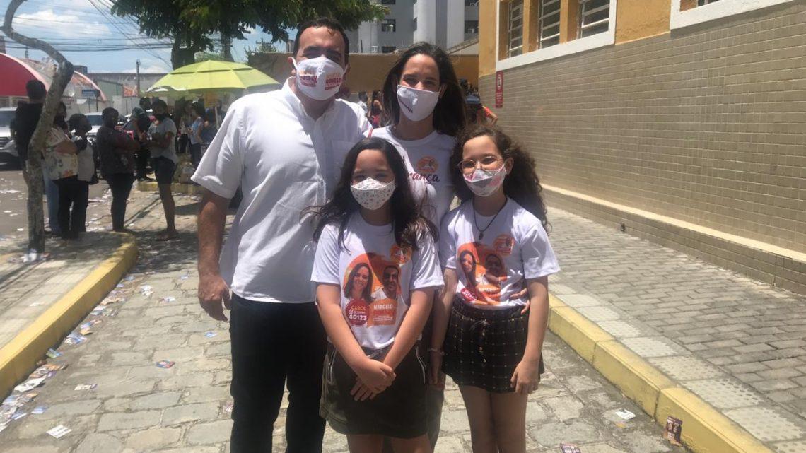 Marcelo Gomes confia em segundo turno para debater Caruaru