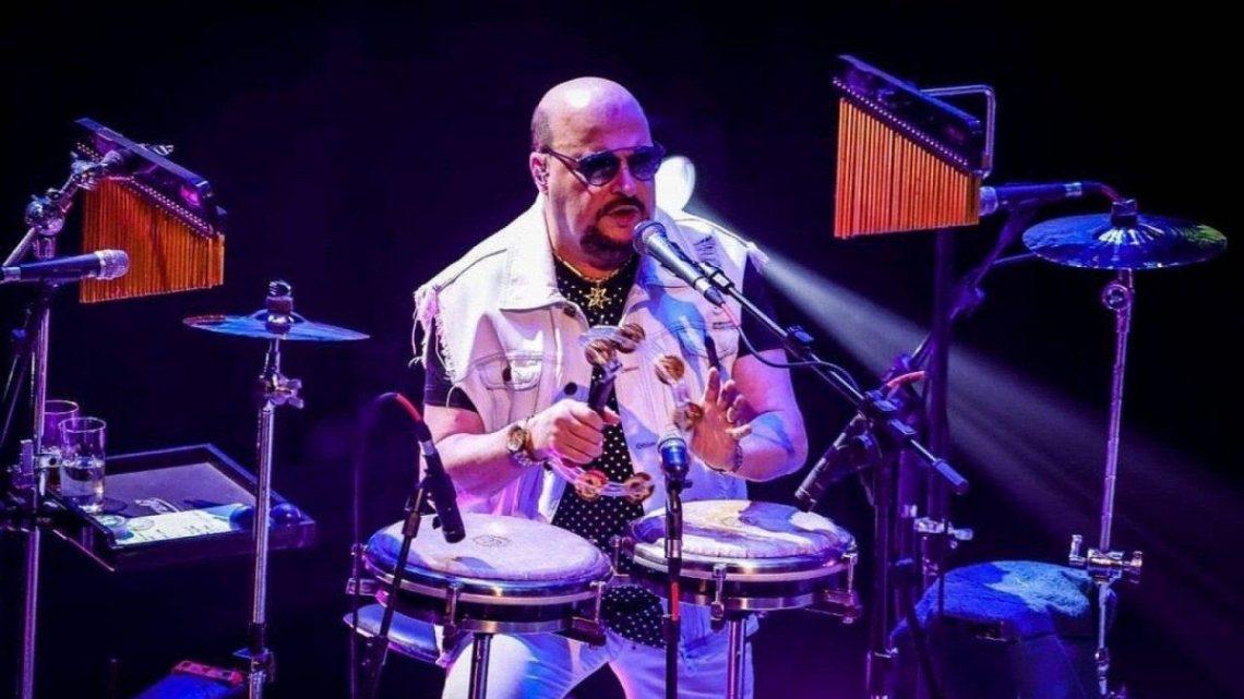 Morre Paulinho vocalista do grupo Roupa Nova
