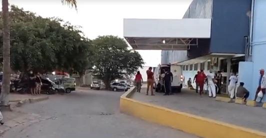 Homicídio: Mecânico morre no HRA em Caruaru
