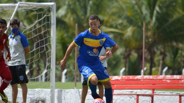 Caruaru City recebe o Santa Cruz neste sábado pelo Campeonato Pernambucano sub-15