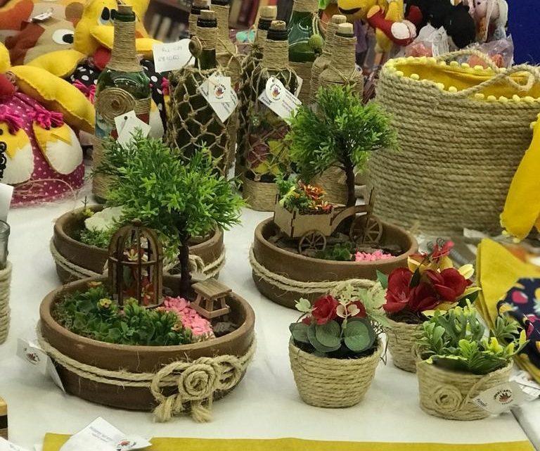 Mostra de artesanato da Funase ganha primeira temporada do ano em Caruaru
