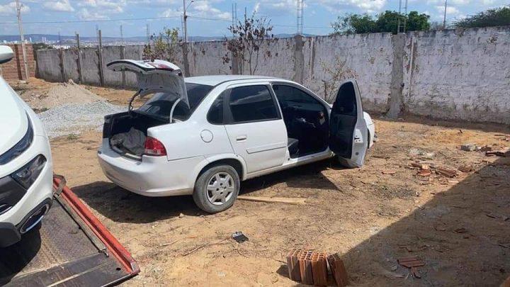 Polícia localiza desmanche de veículos e prende sete pessoas em Caruaru