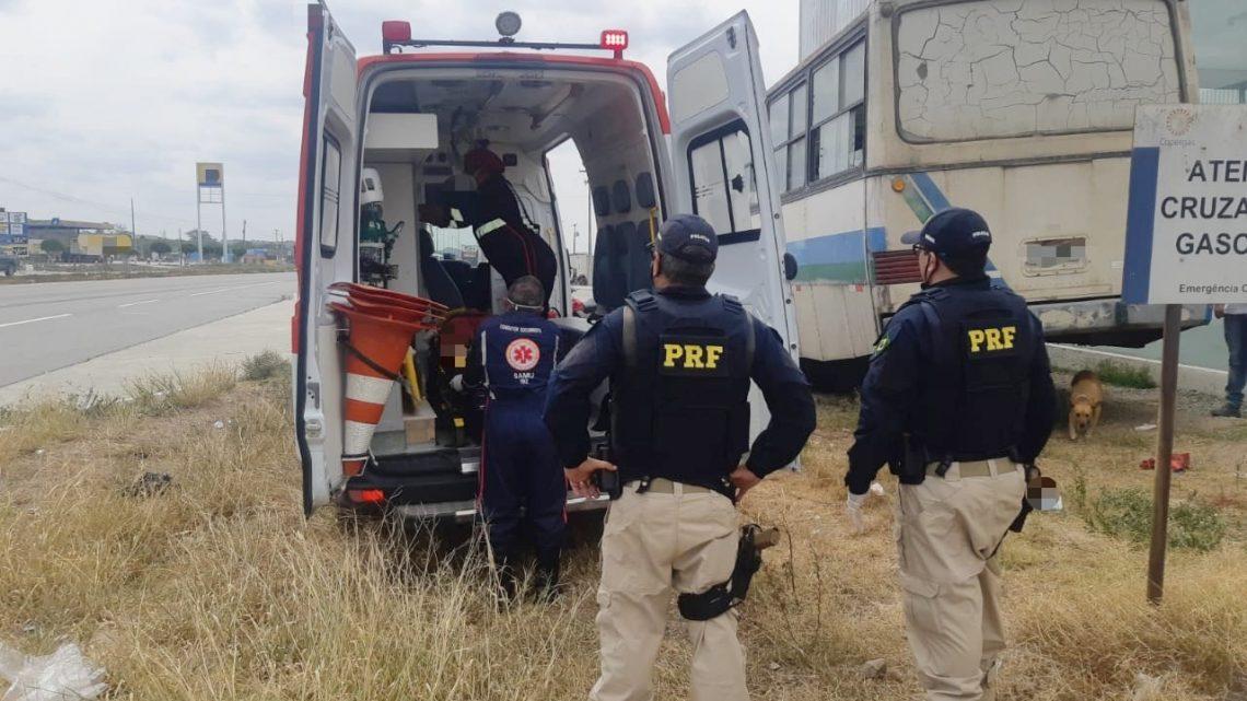 Irmãos detidos em São Caitano com arma munições e moto que foi roubada em Caruaru