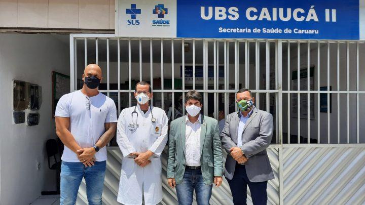 Blitz da oposição visita Unidades de Saúde em Caruaru nesta quarta-feira (3)