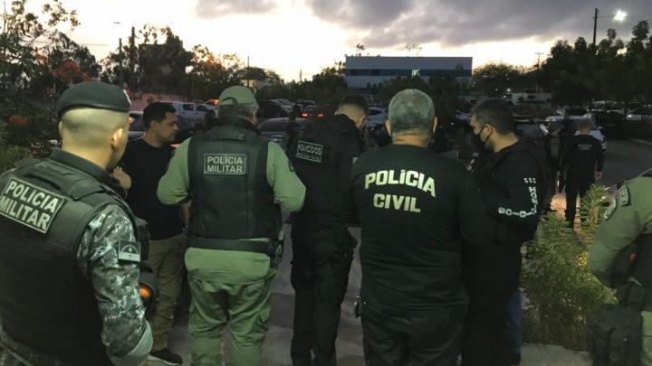 Polícia desarticula em Caruaru, quadrilha criminosa de tráfico de drogas, crime ambiental e tentativa de homicídio