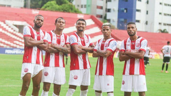 Central é goleado pelo Náutico na estréia do Pernambucano 2021