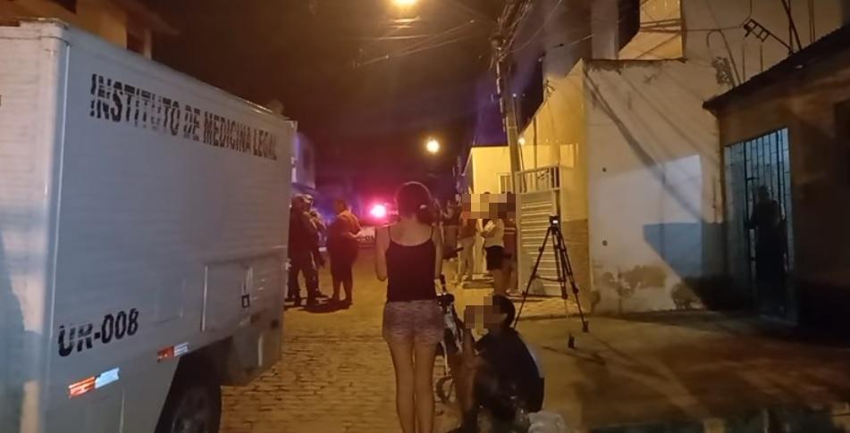 Idoso é assassinado a tiros em Caruaru