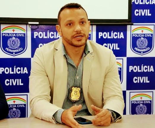 Delegado é baleado ao cumprir mandado de prisão no Agreste-PE