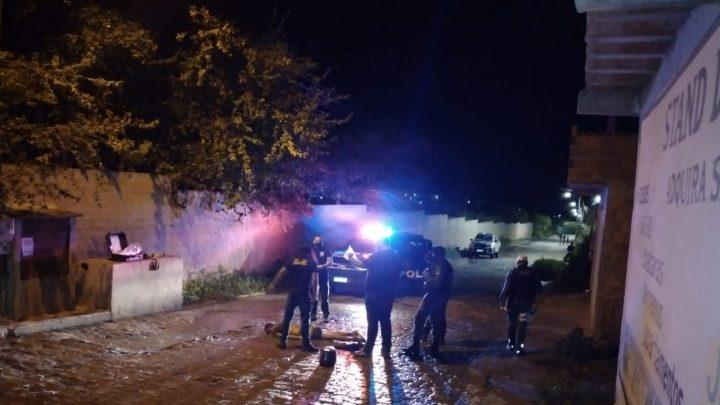 Vítima reage a tentativa de assalto e mata suspeito em Caruaru
