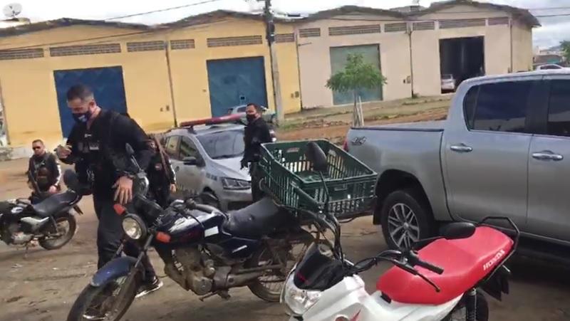 Polícia Civil realiza operação para desarticular associação crimimosa em Santa Cruz do Capibaribe