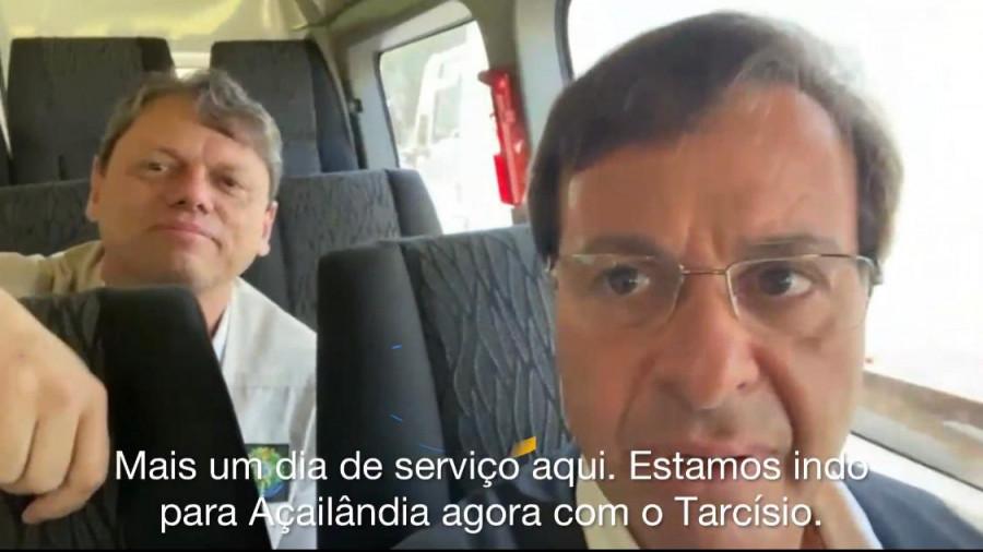 Em vídeo, Ministros anunciam melhorias nas BRs 232, 104 e 423 em Pernambuco