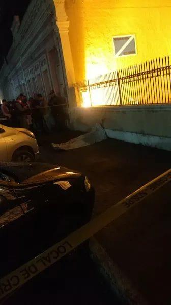 Secretário é executado a tiros na frente da Prefeitura de Pesqueira