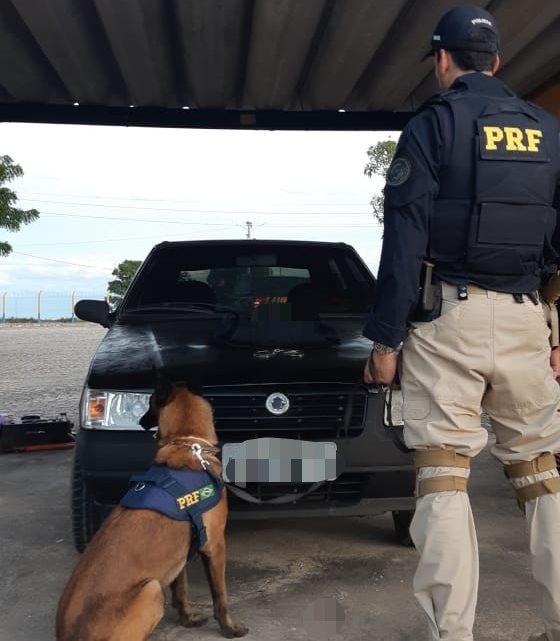 Procurado por receptação na Bahia é detido pela PRF em Pernambuco