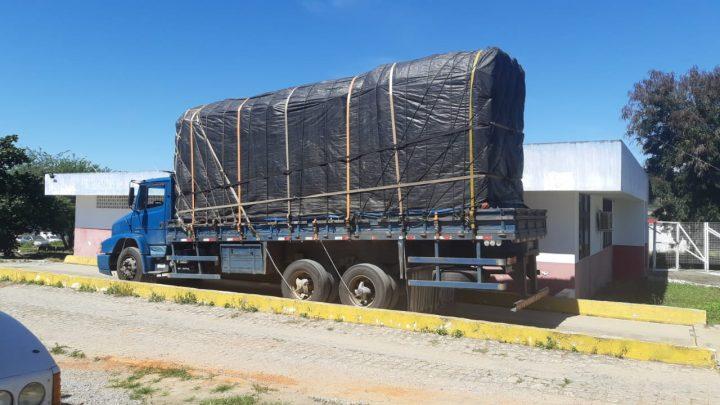 """Motorista é detido pelo transporte de 105 comprimidos de """"rebite"""" em Caruaru"""