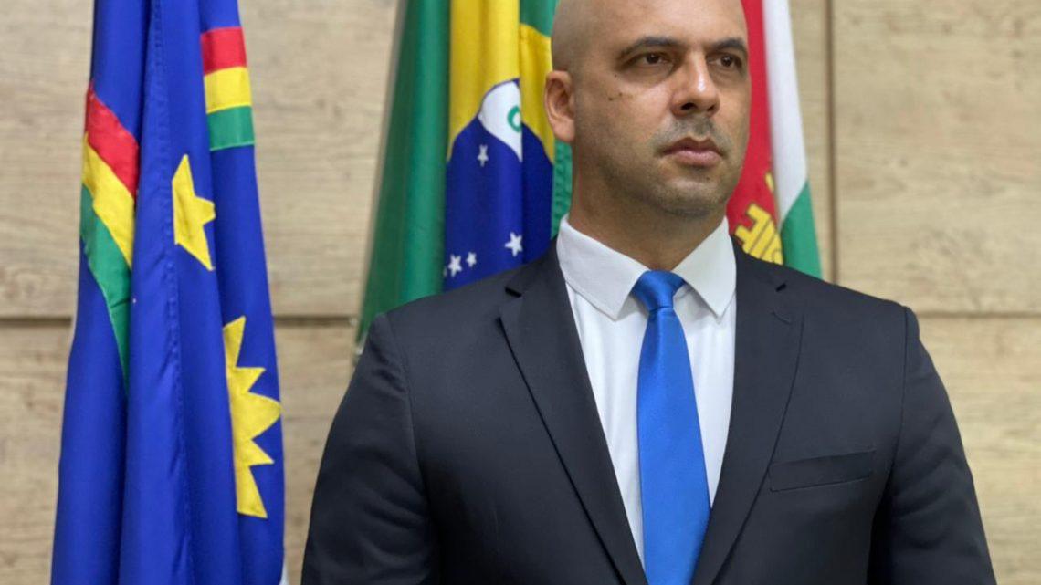 Anderson Correia solicita aumento do orçamento do BEM São João