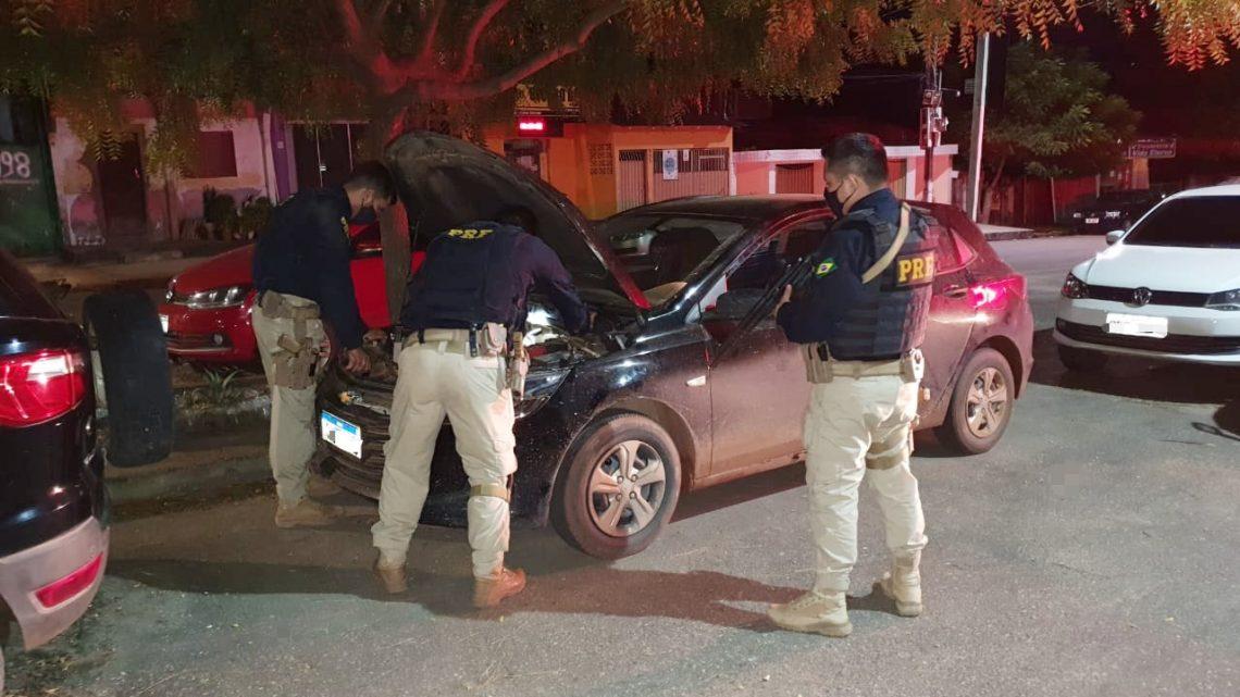 Acusado de matar comerciante em Caruaru é preso pela PRF em Santarém no Pará