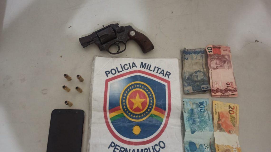 1°BIEsp impede feminicídio e prende agressor em Caruaru