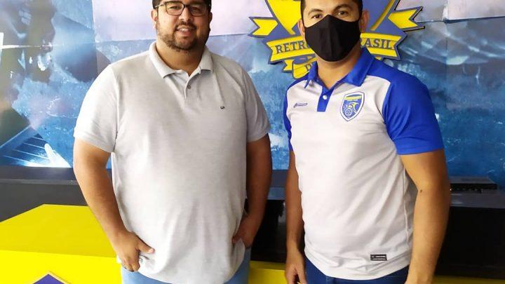 Caruaru City firma parceria com o Retrô para o Pernambucano A2