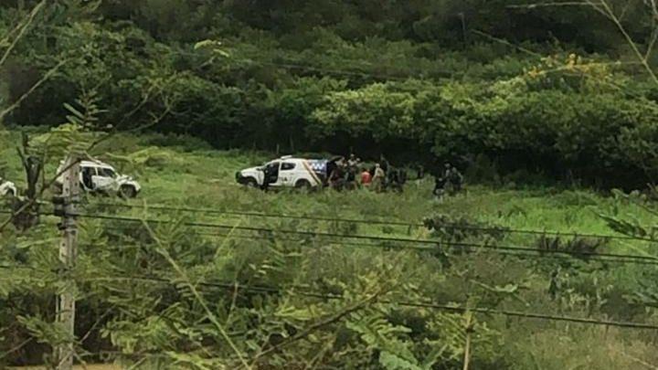 Suspeito de assalto morre em troca de tiros com a polícia e guarda municipal fica ferido