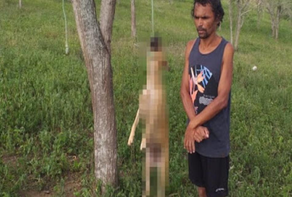 Acusados de matar cachorro enforcado no Agreste-PE são presos em flagrante