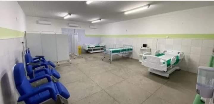 Hospital de Campanha zera número de internados em Toritama neste domingo (4)