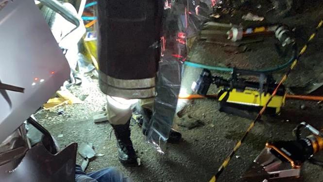 Acidente com vítima fatal na BR 104 em Caruaru neste sábado (03)