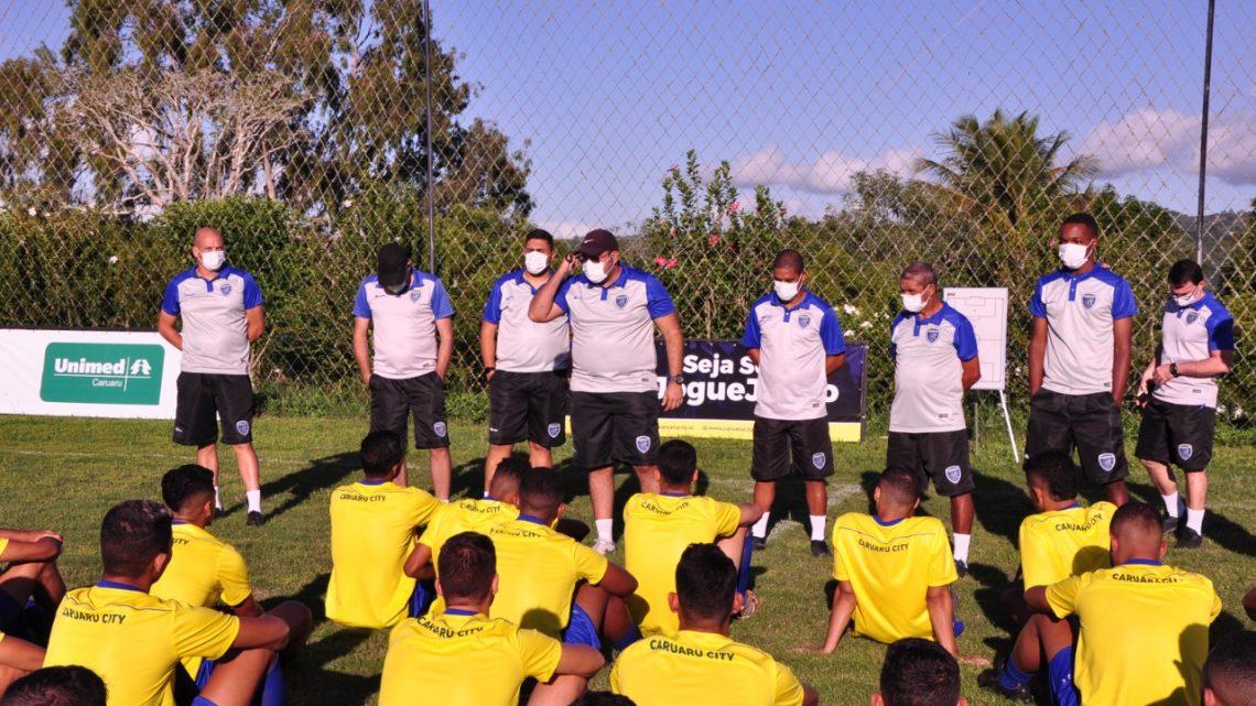 Caruaru City começa oficialmente a preparação para o Pernambucano da Série A2