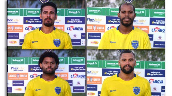 Caruaru City anuncia primeiros atletas para disputa do Pernambucano A2