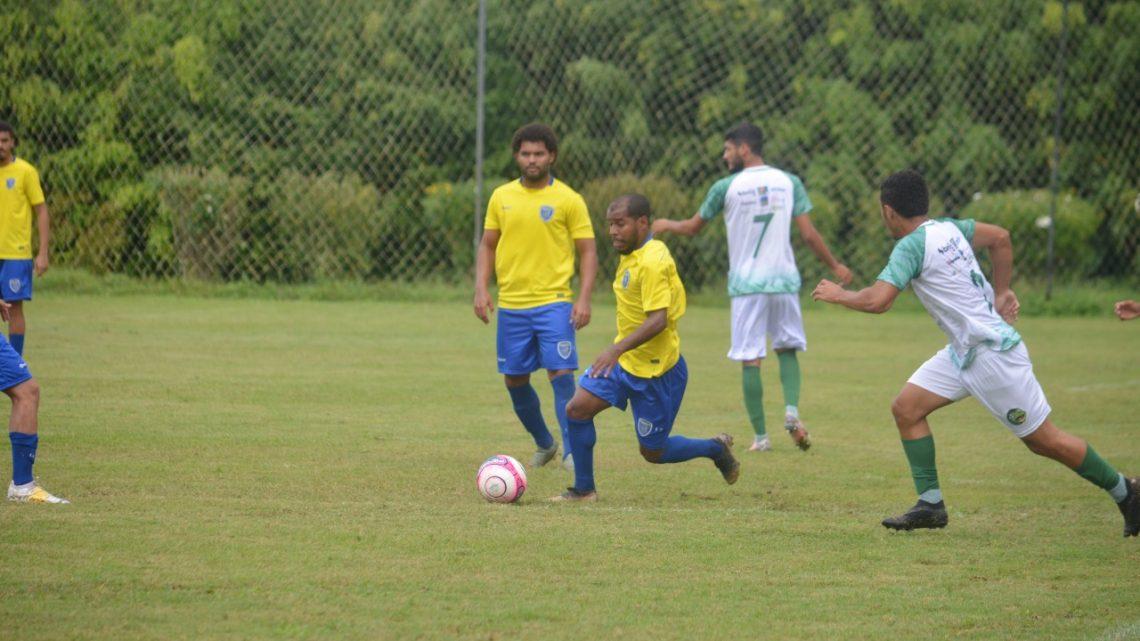 Caruaru City realizou primeiro jogo-treino da pré-temporada neste sábado (17)