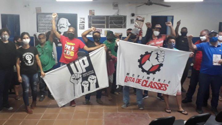 Plenária do Movimento Luta de Classes é realizada em Caruaru