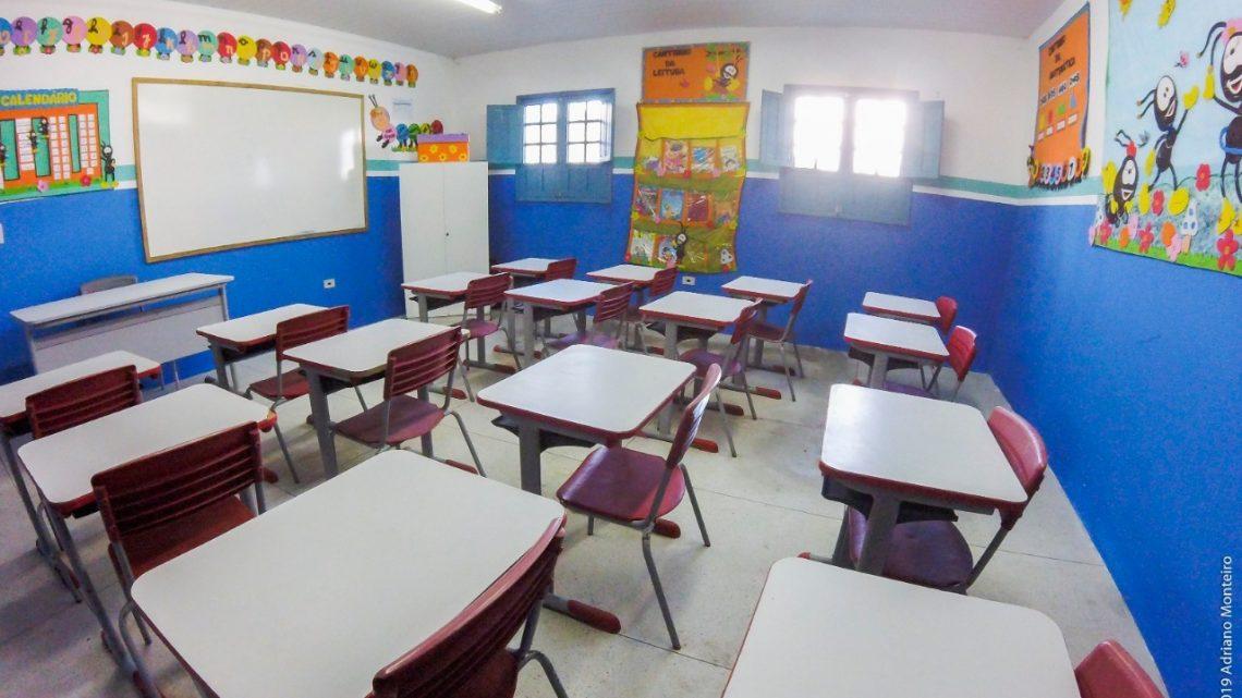 Em Agrestina, aulas presenciais da Rede Municipal retornam nesta segunda-feira (26)