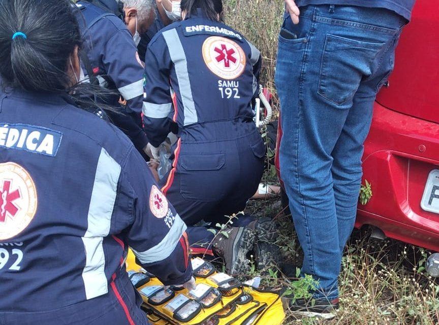 Morre no HRA motorista que havia sofrido acidente na BR 104 em Caruaru na sexta-feira (6)