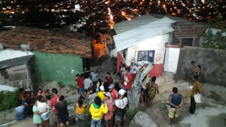 Adolescente de 15 anos é morto a tiros em Caruaru nesta sexta-feira (10)