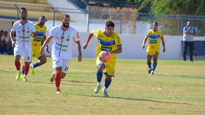 Caruaru City vence o Petrolina, no Sertão, pelo Pernambucano da Série A2